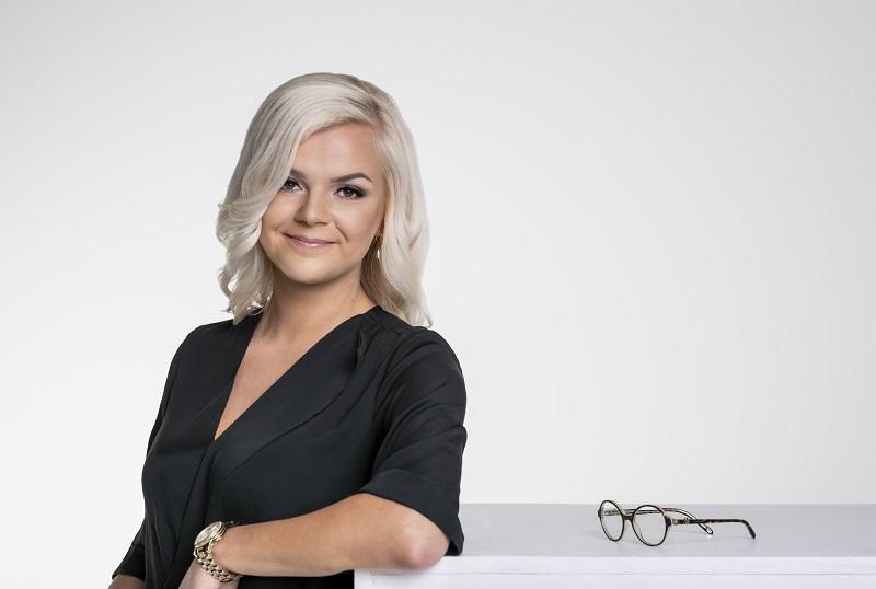 Nicorex Baltic ja Veipland kauplusteketi tegevjuht Diane Sirelpuu.