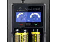 Battery charger XTAR VC2 Plus Master