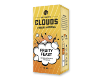 "E-liquid aroma <br> FRUITY FEAST <br> ""SKYsmoke Clouds"""