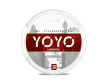 YOYO Nikotiinipadjad LONDON