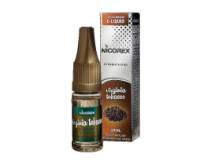 "E-liquid <br> VIRGINIA TOBACCO <br> ""Nicorex Premium"""