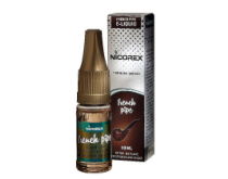 "E-liquid <br> FRENCH PIPE <br> ""Nicorex Premium"""