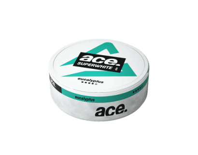 ACE Superwhite Eucalyptus SNUS