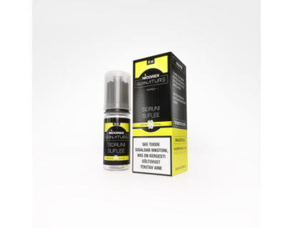 "Lemon souffle e-liquid ""Signature"""