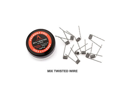Rofvape 0,45ohm Mix Twisted (0.2*0.8 + 26A) küttekeha - 1tk