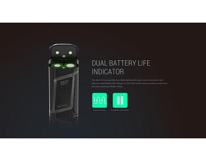 SMOK Alien e-cigarette battery 220W (without elements)