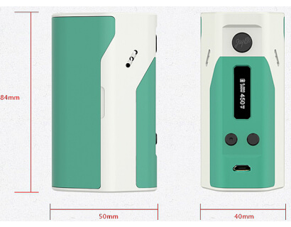 Wismec Reuleaux RX200 battery (without elements)