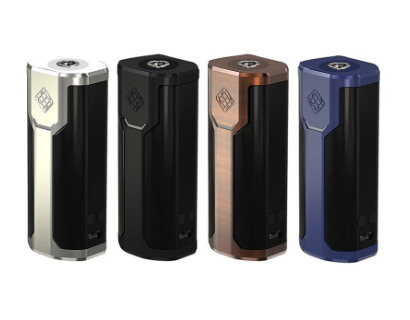 Wismec Sinuous P80 mod (without battery)